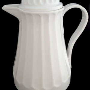Beverage service Page 5 White thermo Pitchers
